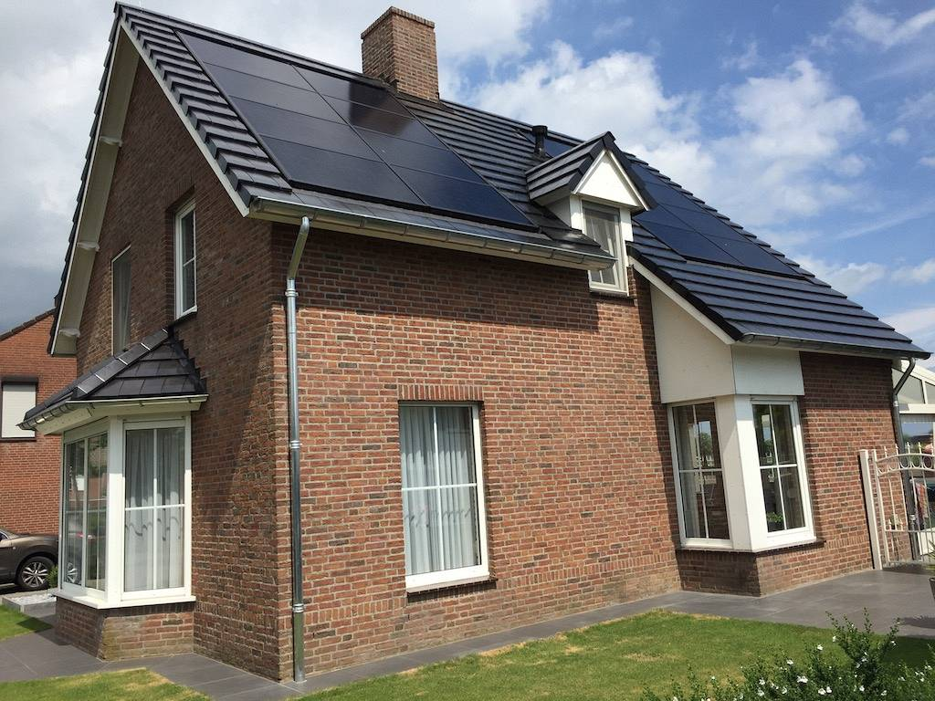 5.36 kWp - Sunpower project - Weert