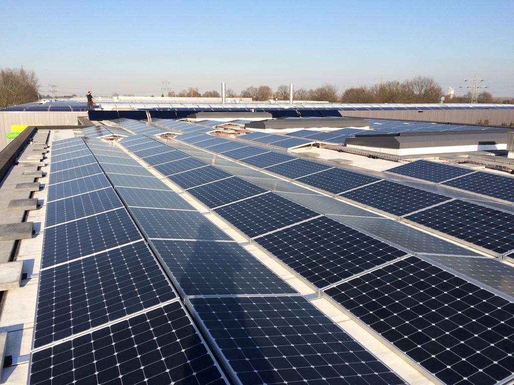 316 zonnepanelen Geelen Counterflow
